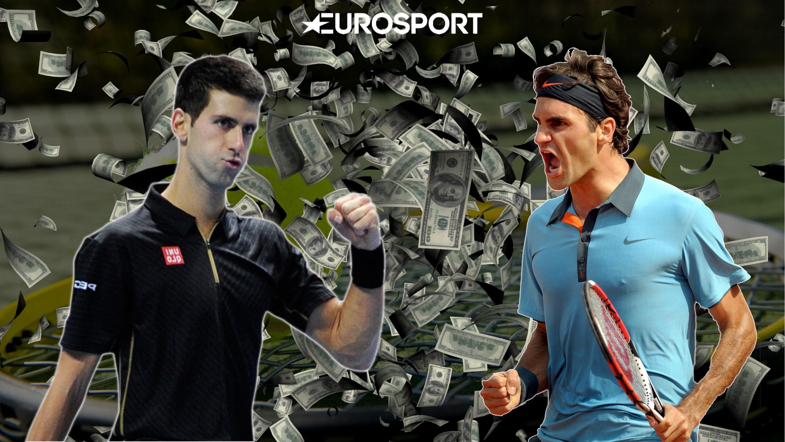 Новак Джокович vs Роджер Федерер