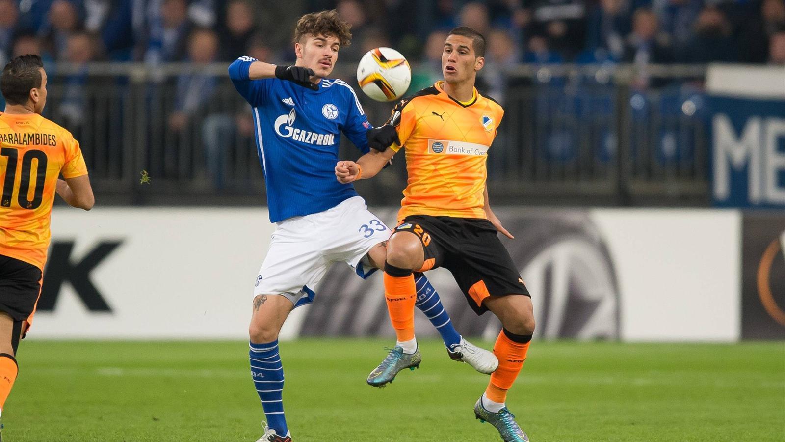 Schalke Gegen Nikosia