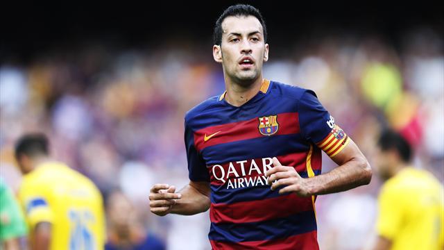 """Busquets : """"Deux personnes pourraient me faire quitter le Barça : ma femme et Guardiola"""""""
