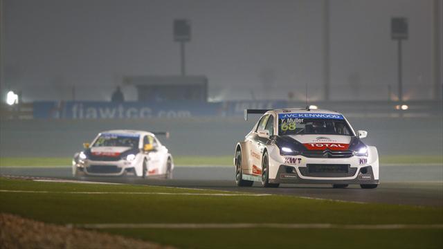 WTCC Katar: Die große Abschiedsparty