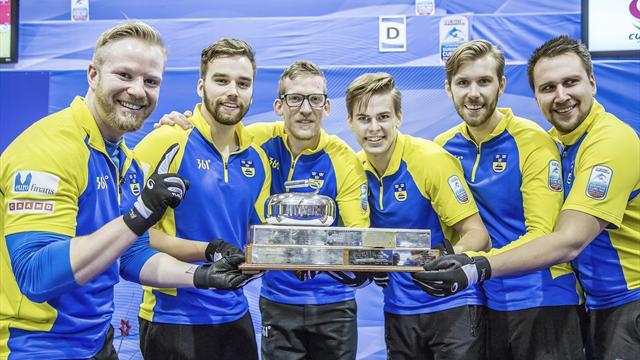 Suecia revalida su título de campeón de Europa