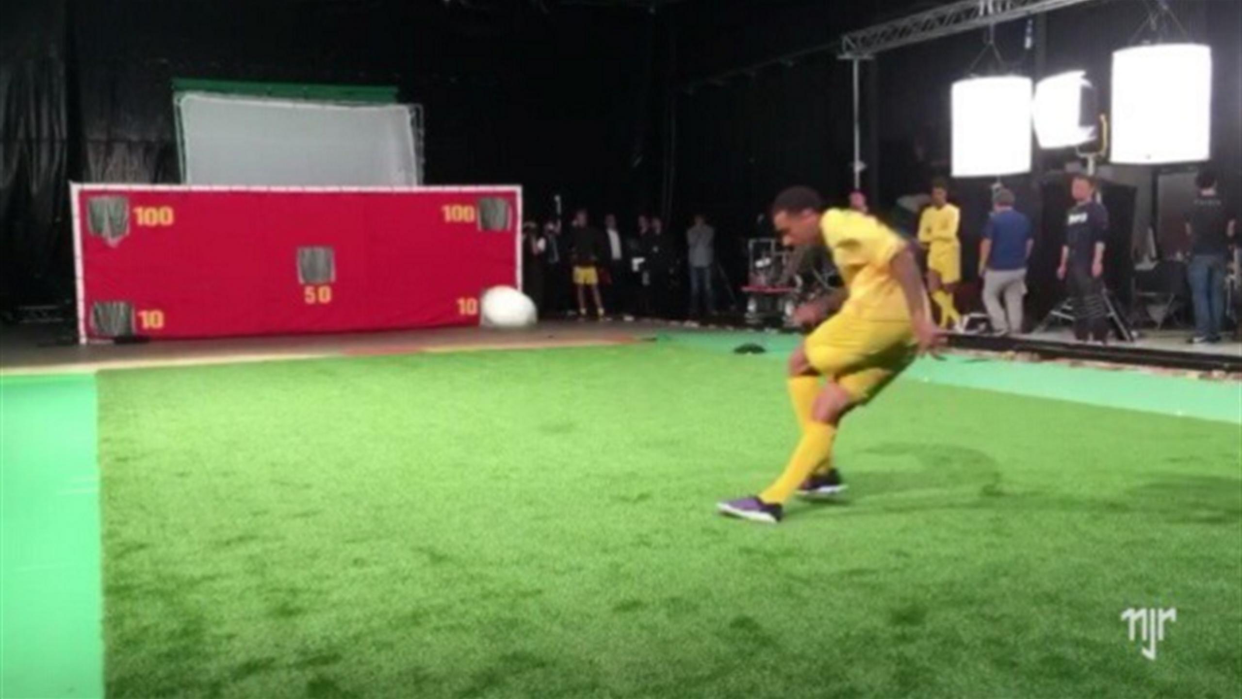 Neymar dans ses oeuvres.