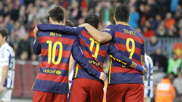 Le Barça évolue sur une autre planète : quels records peut-il battre cette saison ?
