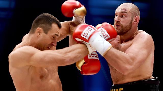 Klitschko n'avait plus perdu depuis onze ans, Fury l'a fait plier
