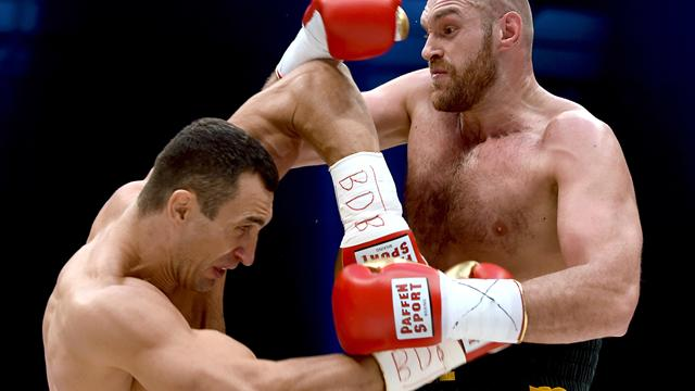 Klitschko Fury RГјckkampf Termin