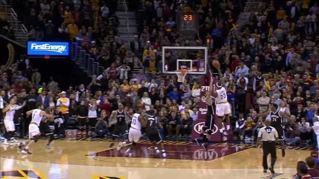 Golden State encha�ne, Lebron James clutch : ce qu'il faut retenir de la nuit en NBA