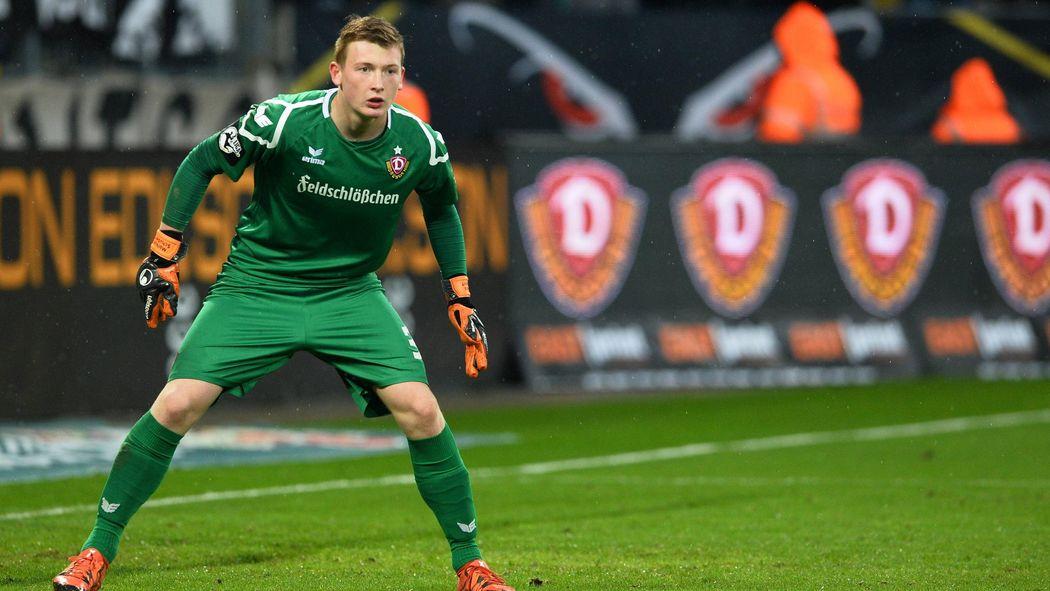 Markus Schubert 3 liga markus schubert feierte im alter 17 jahren sein debüt