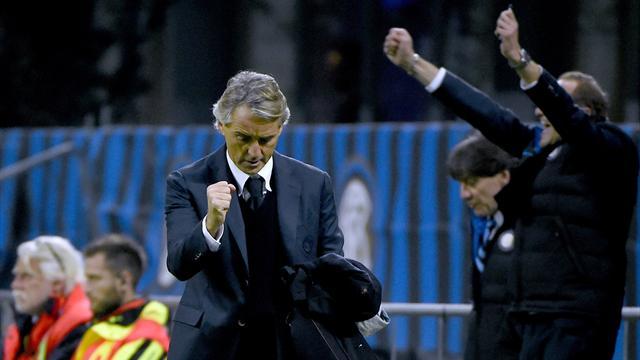 L'Inter n'est pas là par hasard : Mancini avait parfaitement préparé son coup
