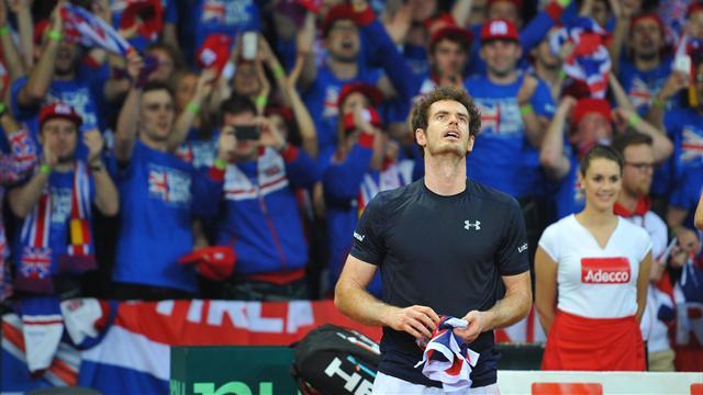 Ce n'est pas la plus grande victoire de Murray, mais c'est la plus belle
