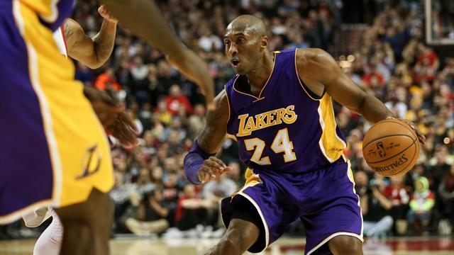 Derrière Magic, Kobe est désormais le deuxième meilleur passeur de l'histoire des Lakers