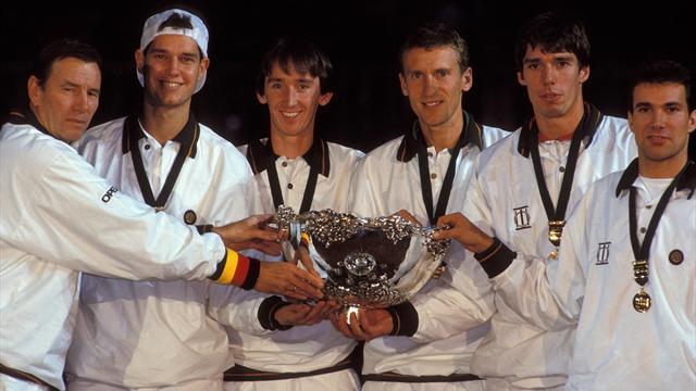 Kein Tag wie jeder andere: Deutschland gewinnt den Davis Cup