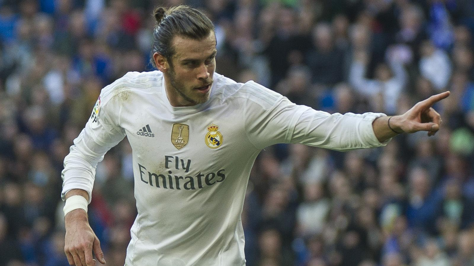 Bale, Real Madrid