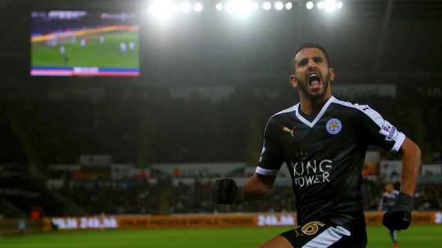 Leicester peut se frotter les mains : Mahrez prolonge jusqu'en 2020