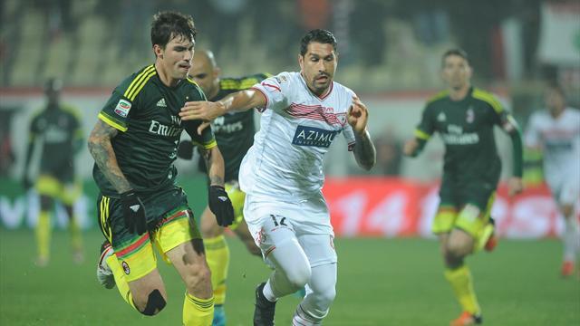 Il Milan non passa, contro il Carpi finisce 0-0