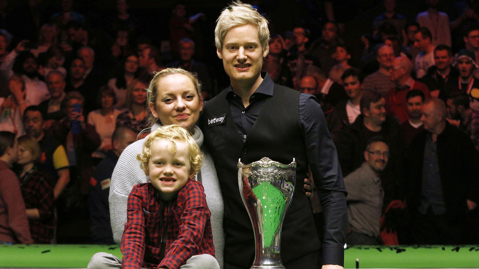 Neil Robertson wins second UK title boosted by stunning 147 break - UK Championship 2015-2016 ...