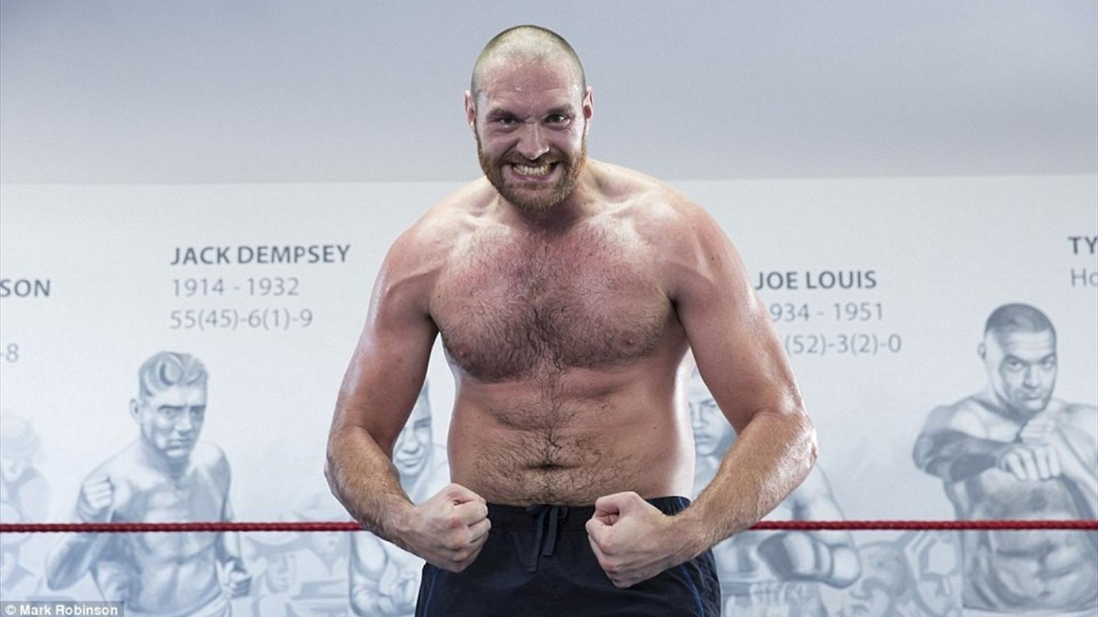 Tyson Fury 'will never fight again', claims promoter Eddie Hearn - but is he right? - Boxing ...