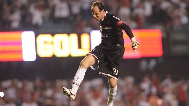 L'ex gardien-buteur Rogerio Ceni nommé entraîneur de Sao Paulo