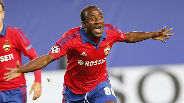 Newcastle land Roma striker Seydou Doumbia in deadline day move