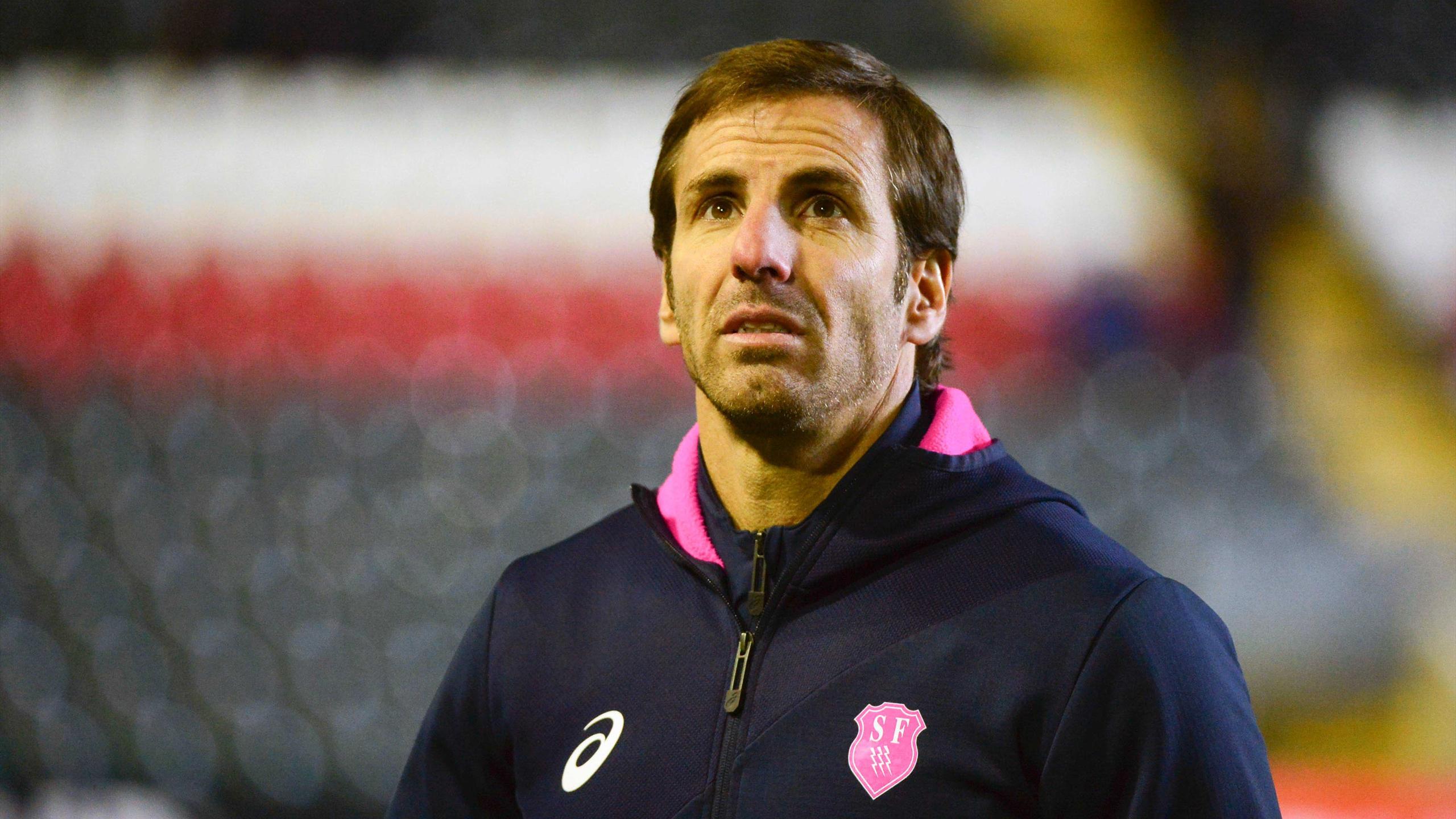 Gonzalo Quesada est préoccupé par la situation du Stade français - décembre 2015