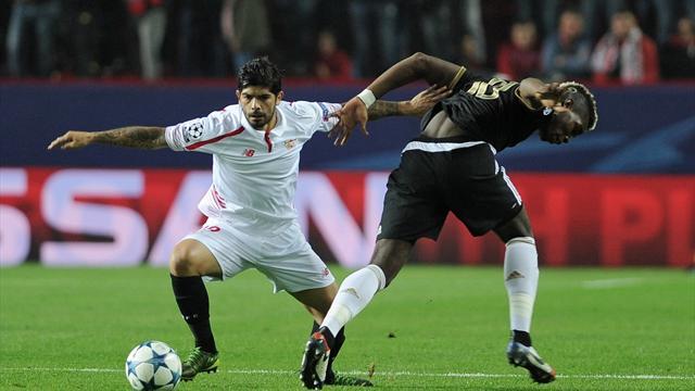 Inter hints at Banega interest