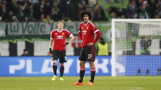 Manchester United dit, déjà, au revoir à la Ligue des champions
