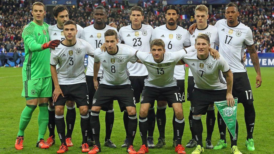 Deutschland Mit Em Generalprobe Gegen Ungarn Em 2016