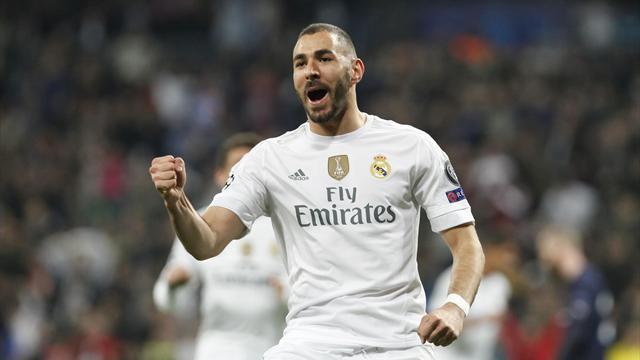 """Pour Zidane, Benzema est dans une forme """"phénoménale"""""""