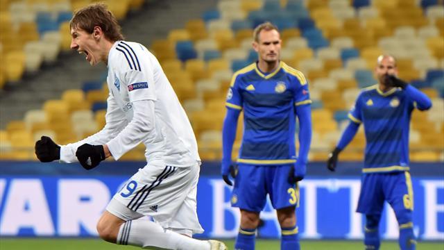 Dynamo Kiev – Maccabi Tel-Aviv EN DIRECT