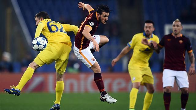 La Roma passe sans convaincre, le Barça et le Bayern au petit trot : tous les résultats de la soirée