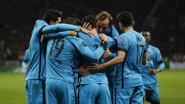 Beşiktaş'a Barça müjdesi