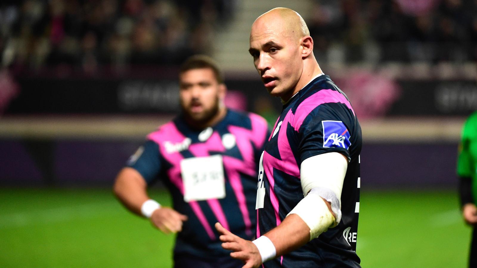 Sergio Parisse, le capitaine du Stade français