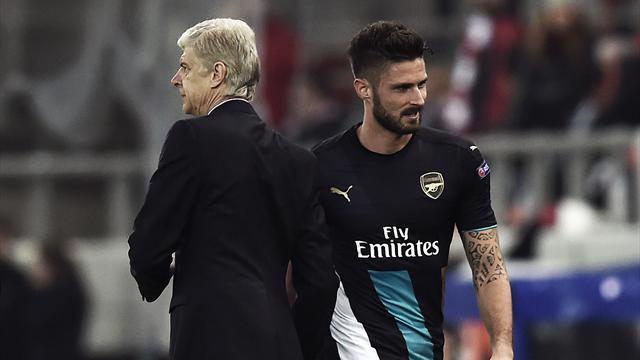 """Pour Arsenal, c'est retour chez les """"petits"""""""