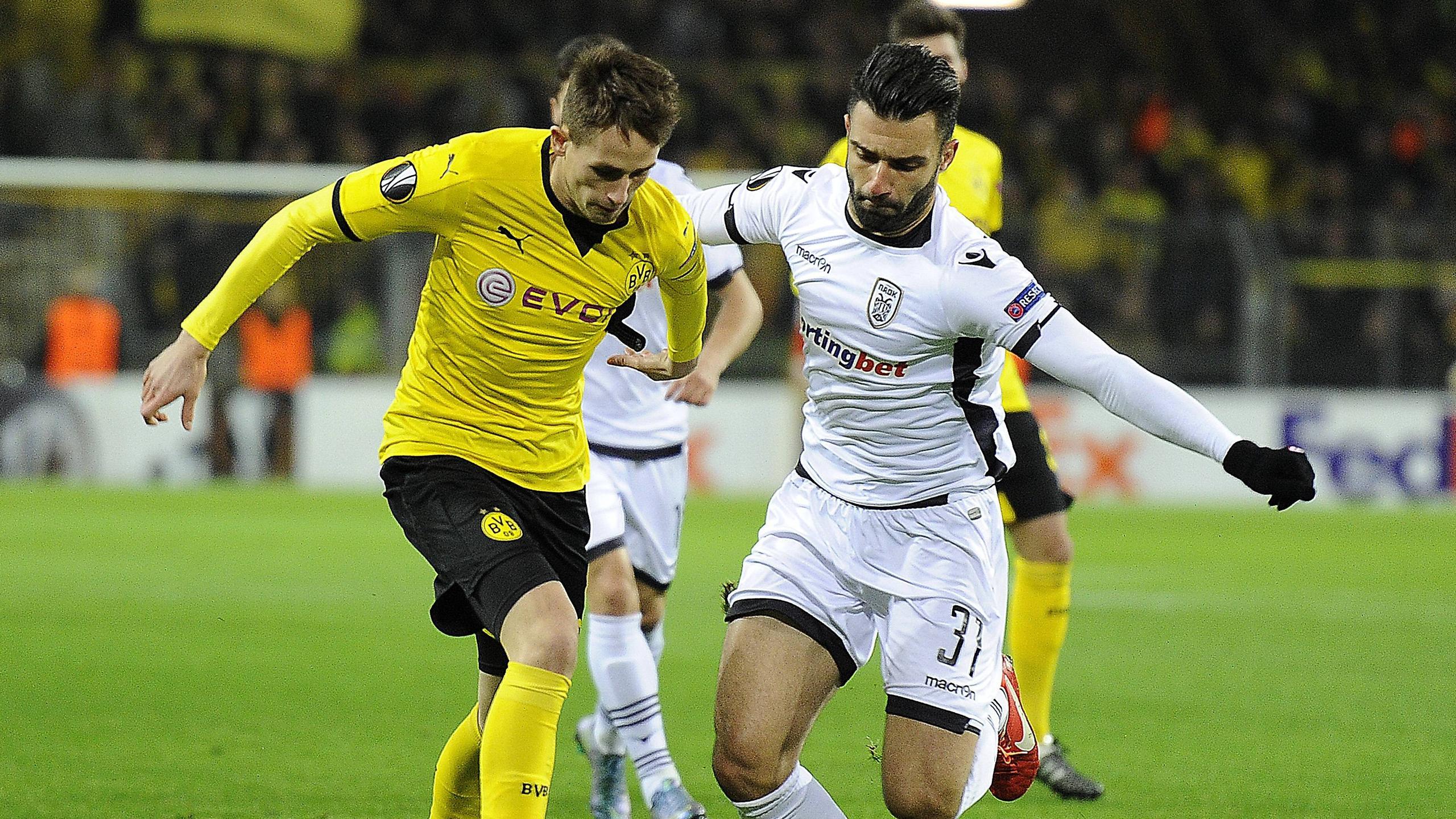 Dortmund Gegen Saloniki