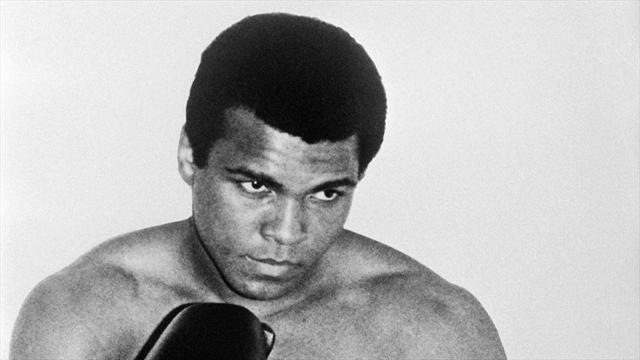 Muhammad Ali Letzter Kampf