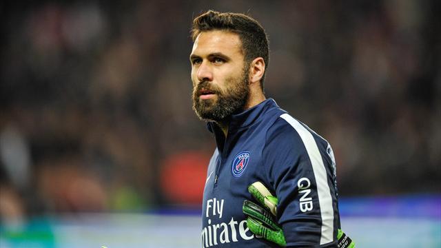 Sirigu quitte le PSG et s'engage avec le Torino