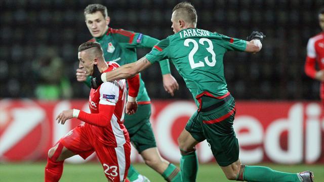 Il Calcio Albanese: «Локомотив» договаривается о переходе форварда «Скендербеу»