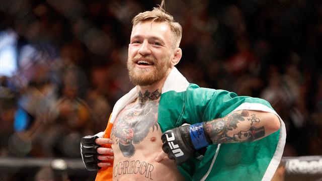 Макгрегор получил боксерскую лицензию