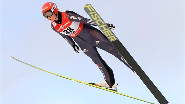 Фогт стала чемпионкой мира по прыжкам с трамплина