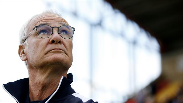 Ranieri : «On a commencé à jouer après le but de Liverpool»