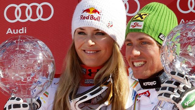 Vonn and Shiffrin lead tributes after Hirscher announces retirement