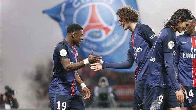 Rien ne contrarie le PSG… surtout pas ce Lyon-là