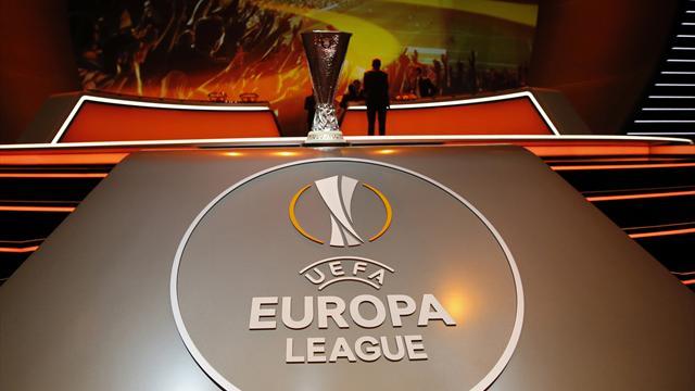 Europa-League-Auslosung heute ab 13 Uhr live im TV und im Livestream