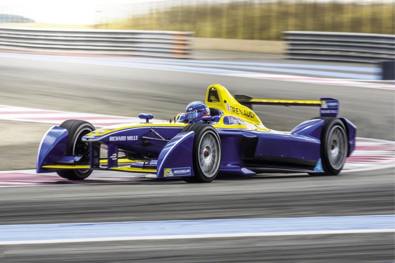 e.Dams - Renault