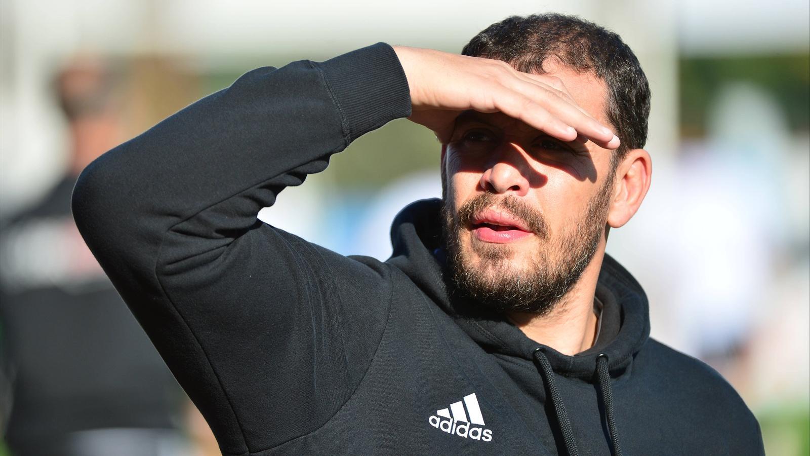 Nicolas Godignon, l'entraîneur de Brive