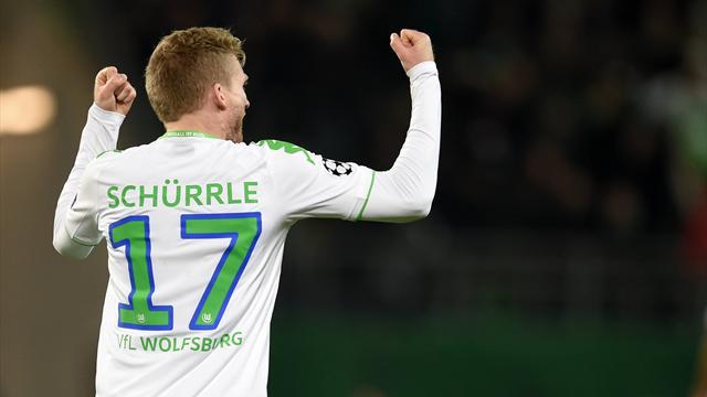 Quatre buts dans le derby et Wolfsburg se rassure