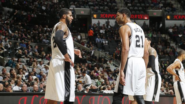 Salaires : place aux jeunes chez les Spurs, Tony Parker troisième