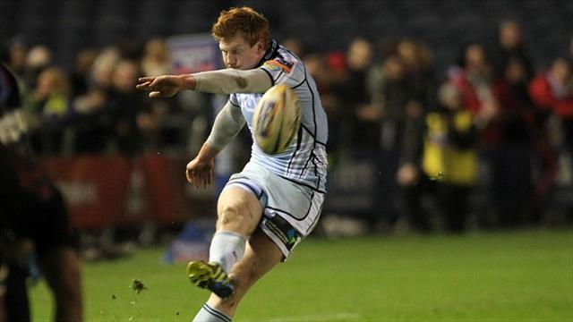 Patchell kicks Cardiff Blues to victory over Dragons, Edinburgh beat Glasgow