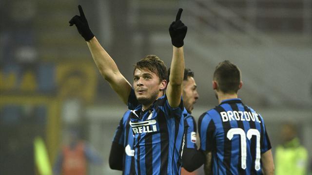 L'Inter est aussi intraitable en Coppa qu'en Serie A