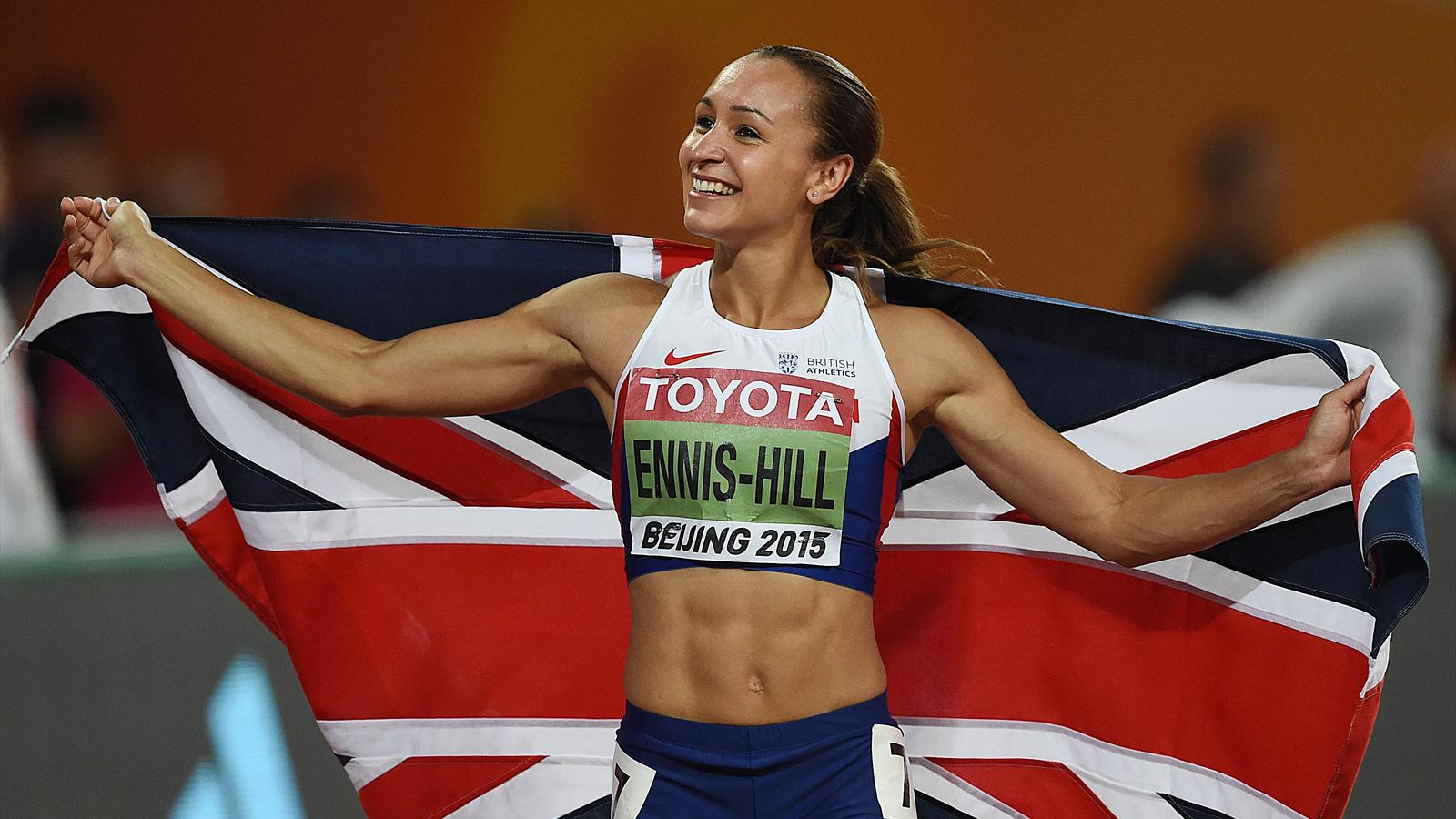 Why Jessica Ennis-Hill has to win Sports Personality of the Year - All Sports - Eurosport British
