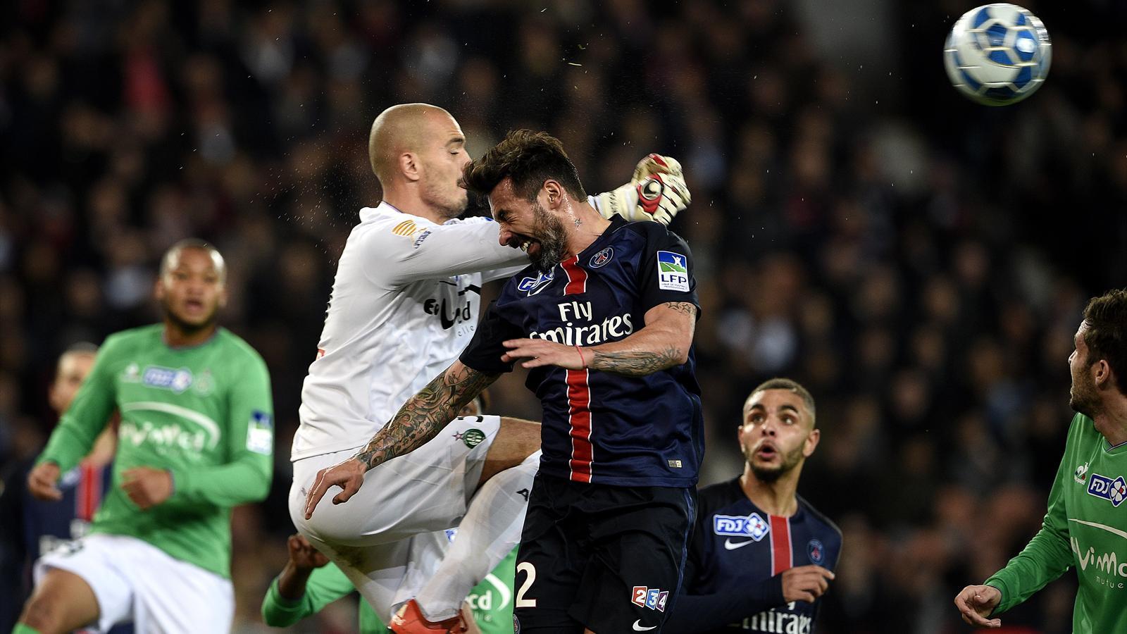 Live paris saint germain as saint etienne 1 8 finale coupe de la ligue 2015 2016 - Coupe de la ligue finale 2015 ...